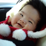 もうすぐ初めてのクリスマス~♩