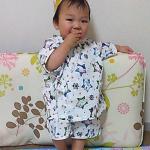 1歳の誕生日祝ってくれてさんきゅー!