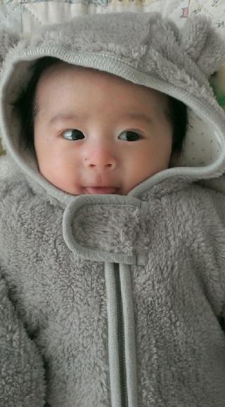 今日は寒いぜぇ!