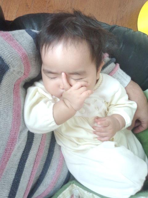 ガリレオ 湯川教授??の赤ちゃん写真