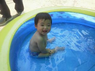 わくわくプール