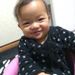 にっこ~り笑顔