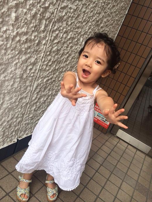 莉緒華(リオカ)ちゃん