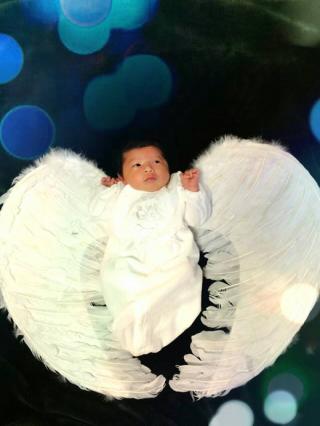 我が家の天使誕生!