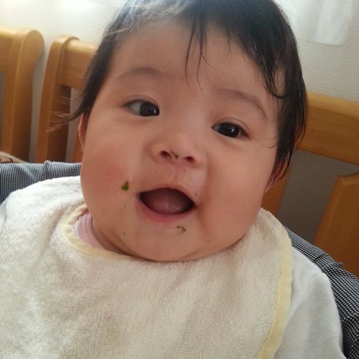 菜々穂(ナナホ)ちゃん