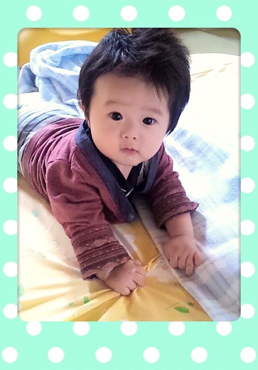 なぁに?の赤ちゃん写真