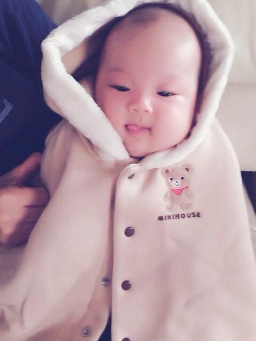 てへぺろ!の赤ちゃん写真