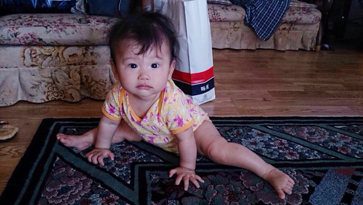 やわらかぁい赤ちゃん写真