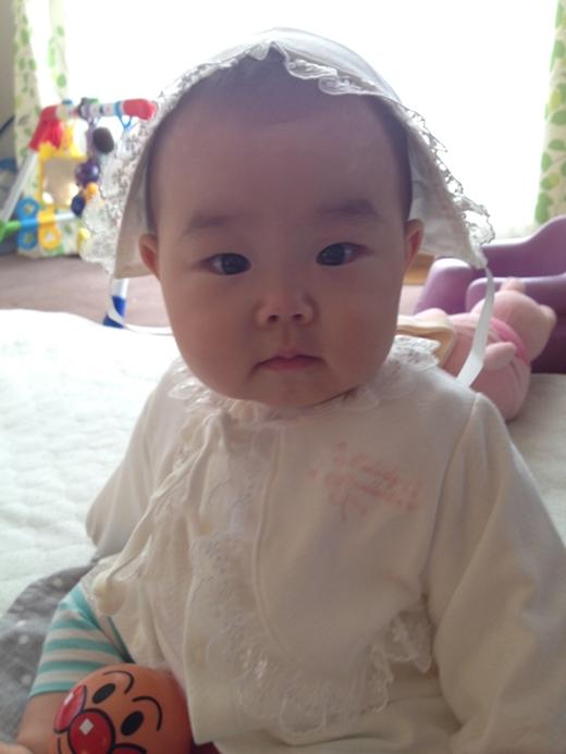 我が家のナイチンゲールの赤ちゃん写真
