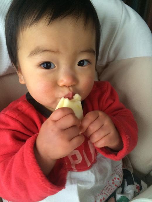 りんご娘の赤ちゃん写真