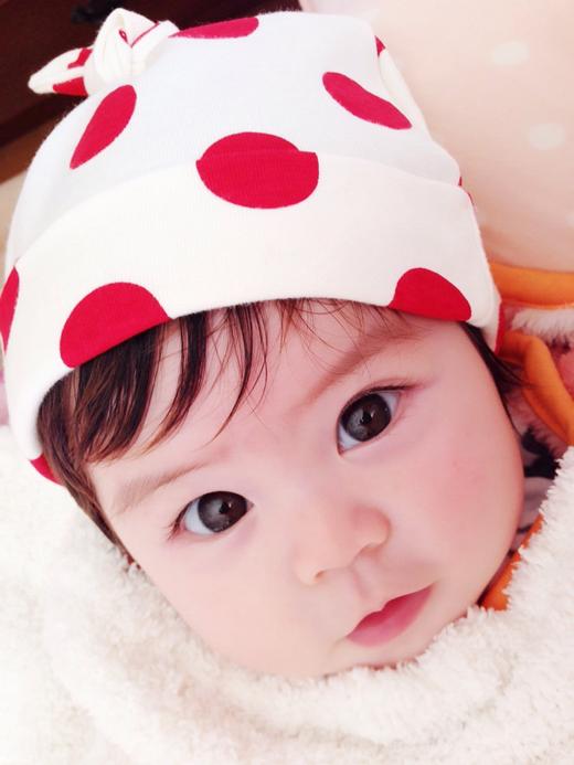 ドットちゃんの赤ちゃん写真