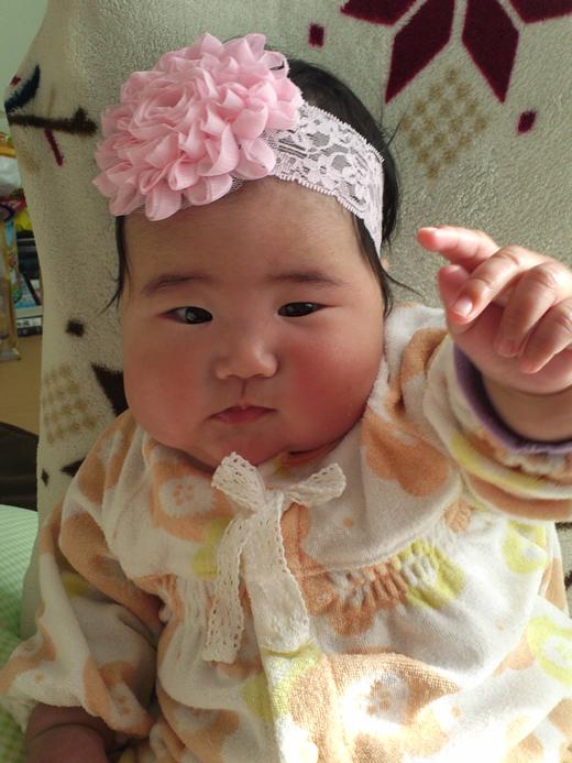 イェイ!!の赤ちゃん写真
