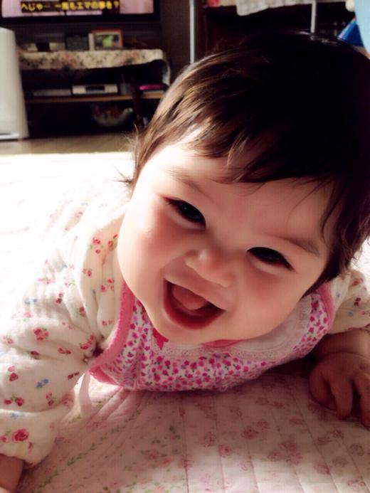 みてみてー!の赤ちゃん写真