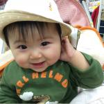 初めての帽子