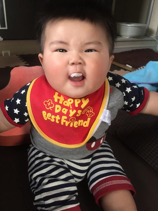 ふじもん?!の赤ちゃん写真