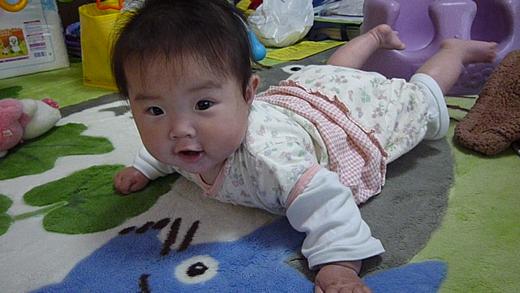 ごきげんですの赤ちゃん写真