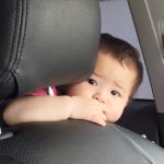 安全運転してね!