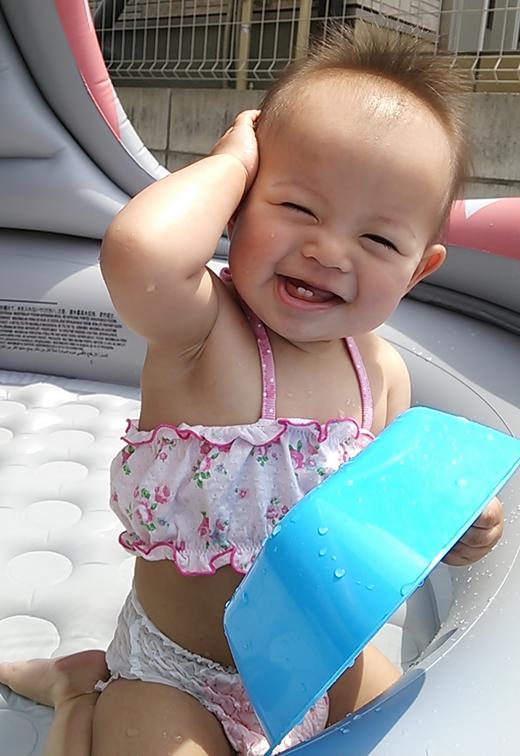 セクシ~ショット♪の赤ちゃん写真