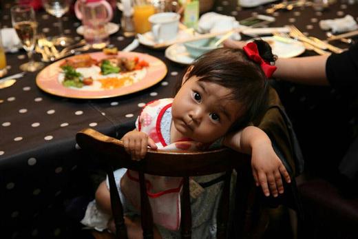 ダラダラ~の赤ちゃん写真