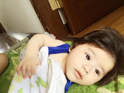 不思議の赤ちゃん写真
