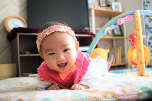 みんなの赤ちゃん写真館:結奏(ユナ)ちゃん