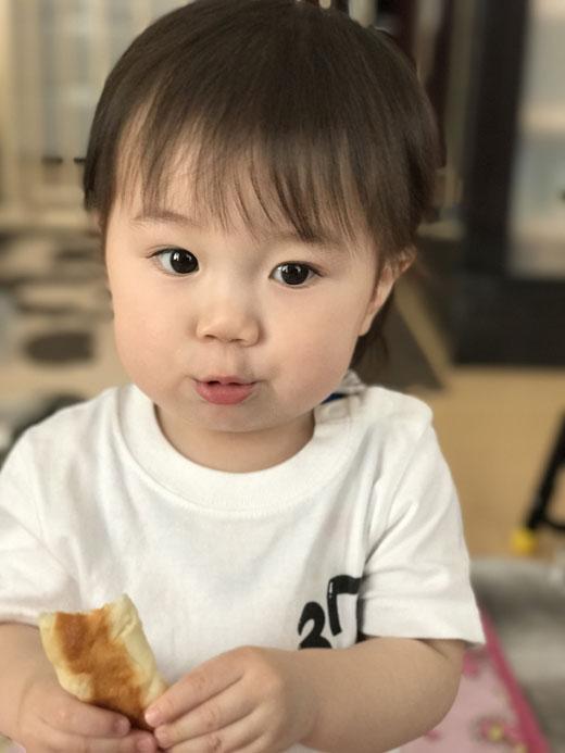 みんなの赤ちゃん写真館:海聖(カイセイ)くん