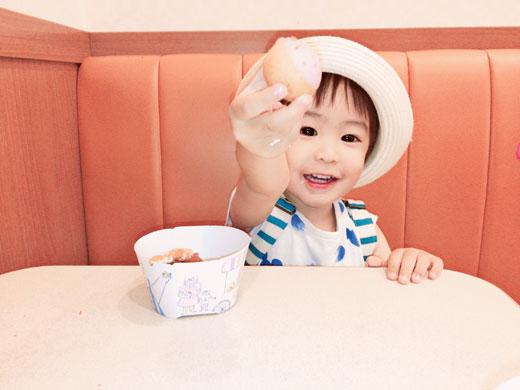 赤ちゃん写真Smile:達也(タツヤ)くん