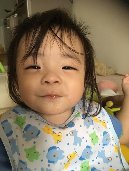 赤ちゃん写真スマイル:ユウリちゃん