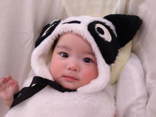 赤ちゃん写真スマイル:アカリちゃん